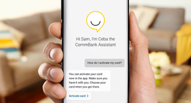 commonwealth bank australia ceba chatbot conversational ai